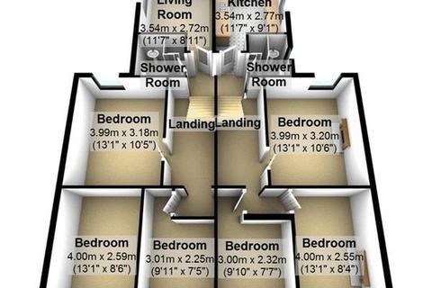 6 bedroom apartment to rent - Lower Bristol Road, Bath