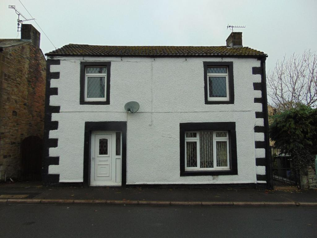 3 Bedrooms Detached House for sale in 1 Craika Road, Dearham, Maryport, CA15 7EH