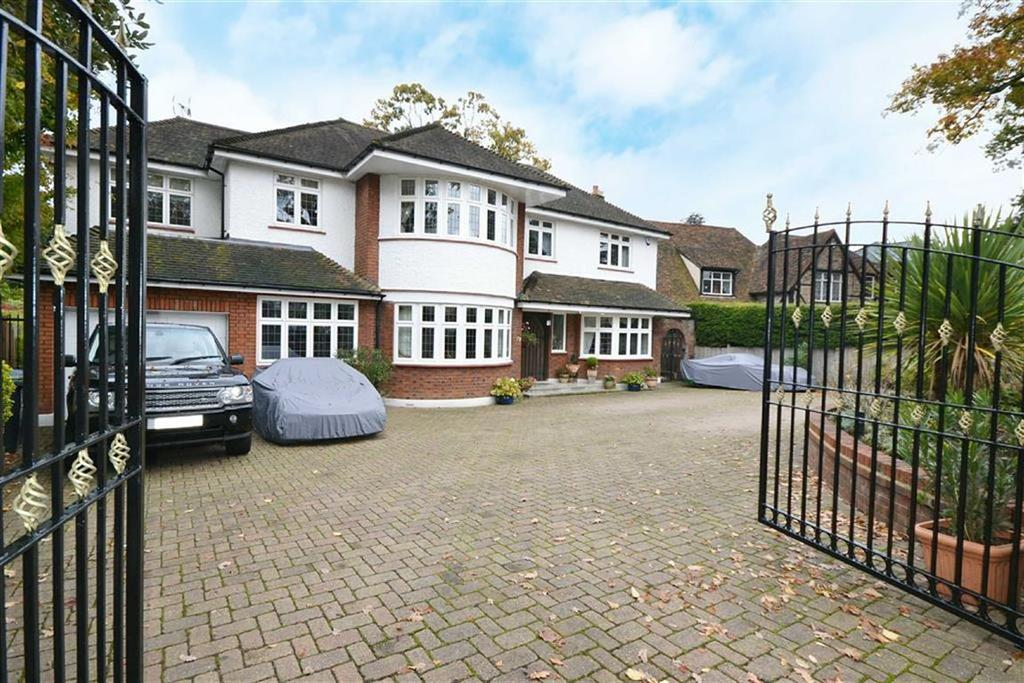 5 Bedrooms Detached House for sale in Broad Walk, Winchmore Hill, London