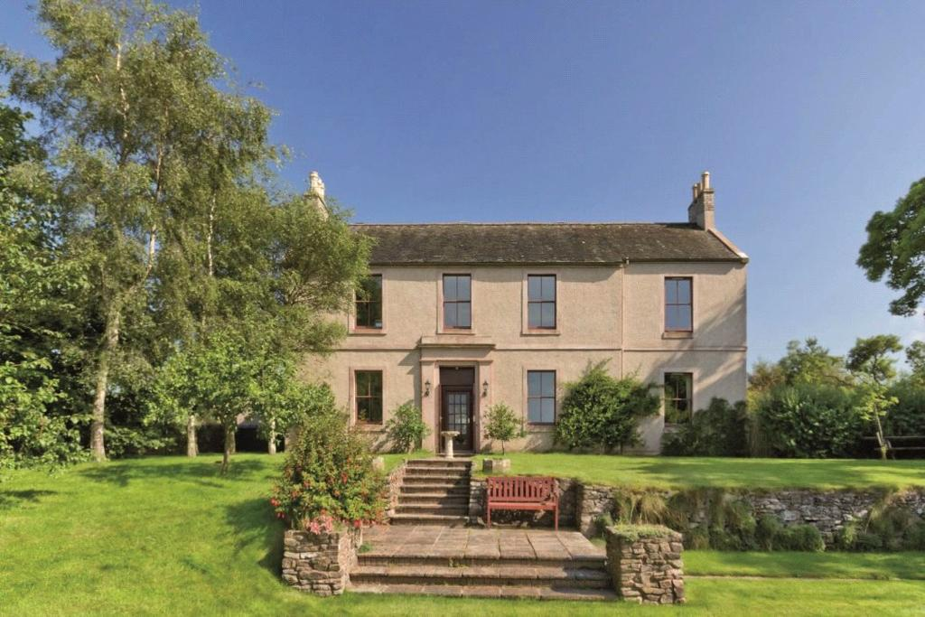 5 Bedrooms Detached House for sale in Ayton, Eyemouth, Scottish Borders, TD14