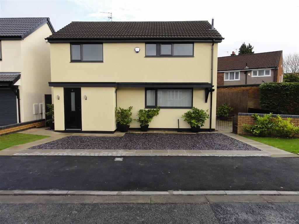 3 Bedrooms Detached House for sale in Birchdale Avenue, Heald Green