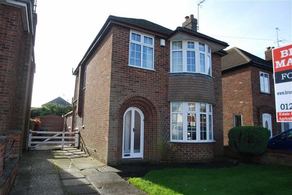 3 Bedrooms Detached House for sale in Pilgrim Road, Boston