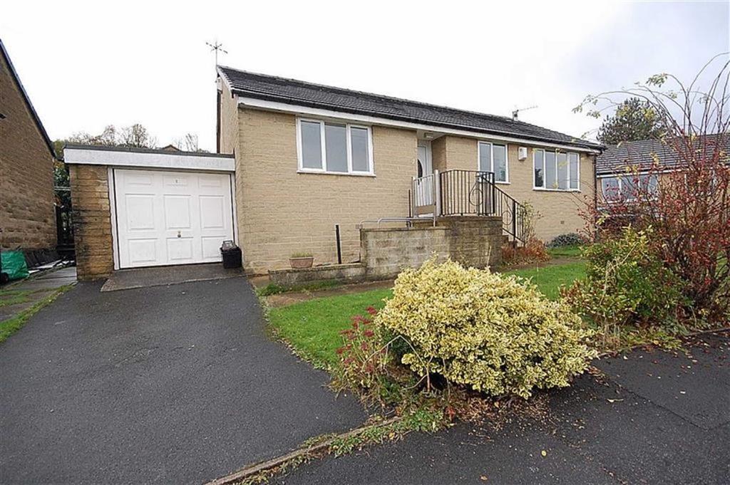 2 Bedrooms Detached Bungalow for sale in Dunce Park Close, Elland, HX5