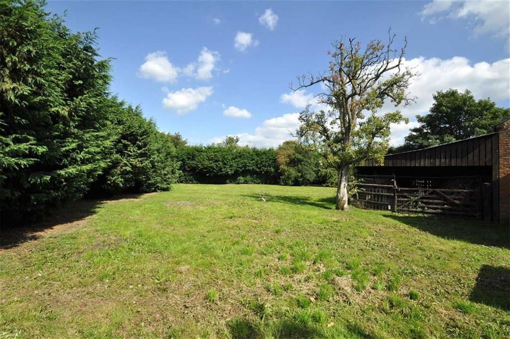 3 Bedrooms Land Commercial for sale in Building Plot Adjoining, The Old Hall And Cottage, Derrington, Stafford, Staffordshire, ST18