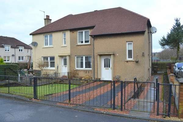 3 Bedrooms Semi-detached Villa House for sale in 6 Hawthorn Drive, Denny, FK6 6LW