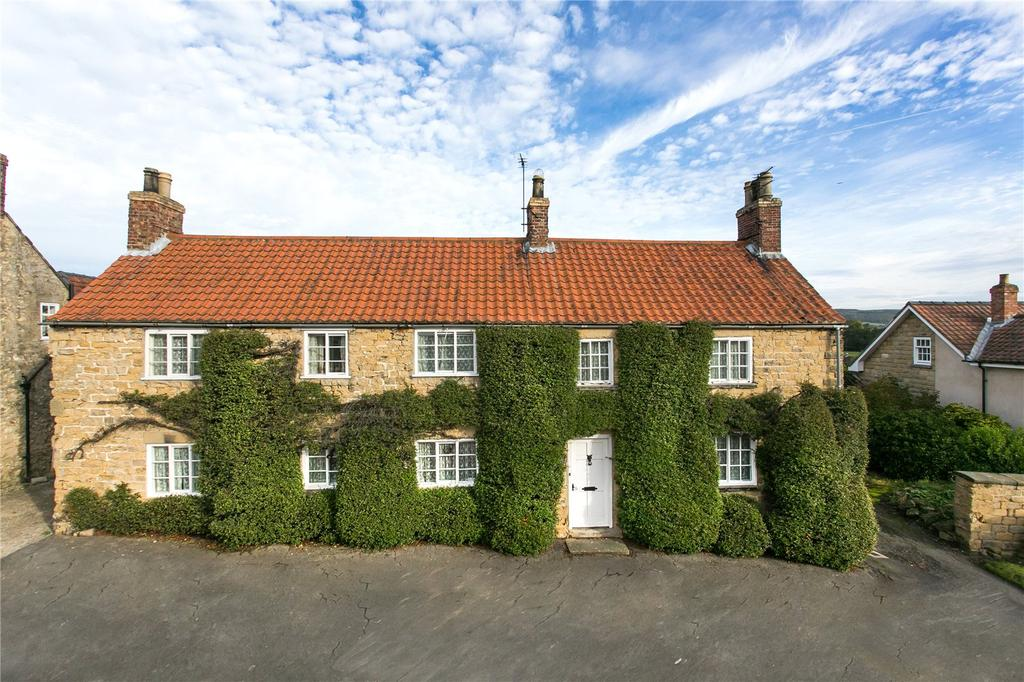 3 Bedrooms Detached House for sale in Coxwold, York, YO61