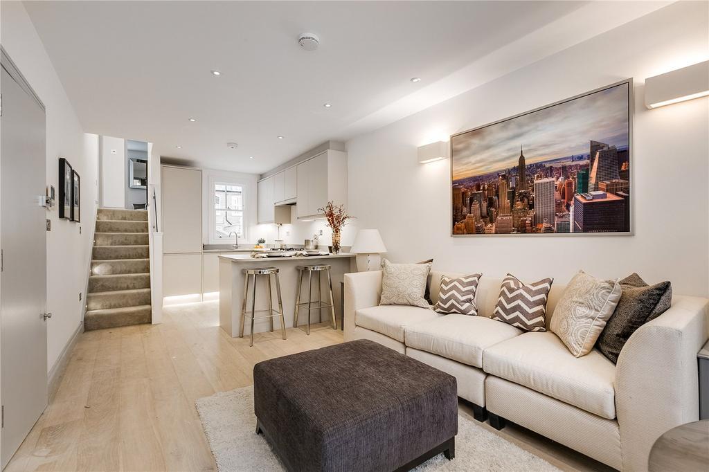1 Bedroom Flat for sale in Munster Road, Fulham, London