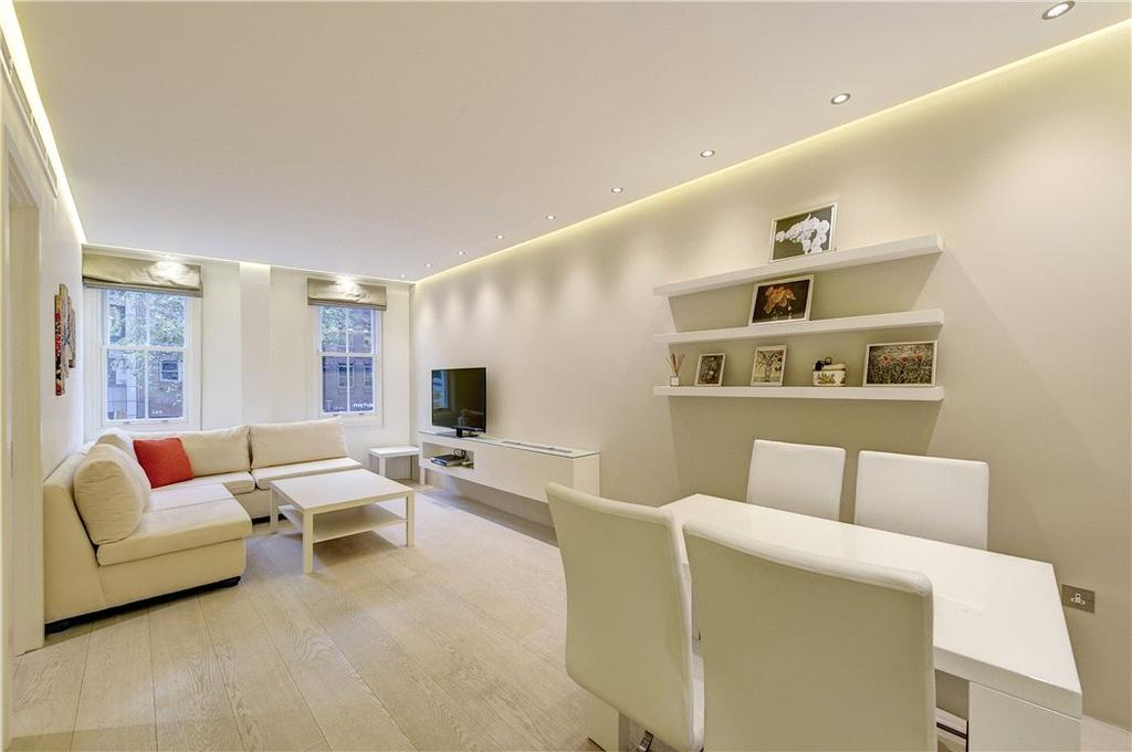 1 Bedroom Flat for sale in Beauchamp Place, London, SW3