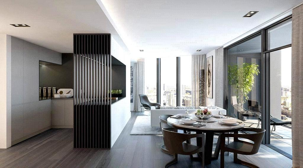 1 Bedroom House for sale in The Madison, Marsh Wall, London