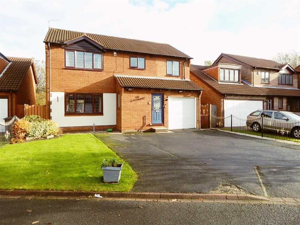 4 Bedrooms Detached House for sale in The Spinney, Cramlington, Nortumberland, NE23