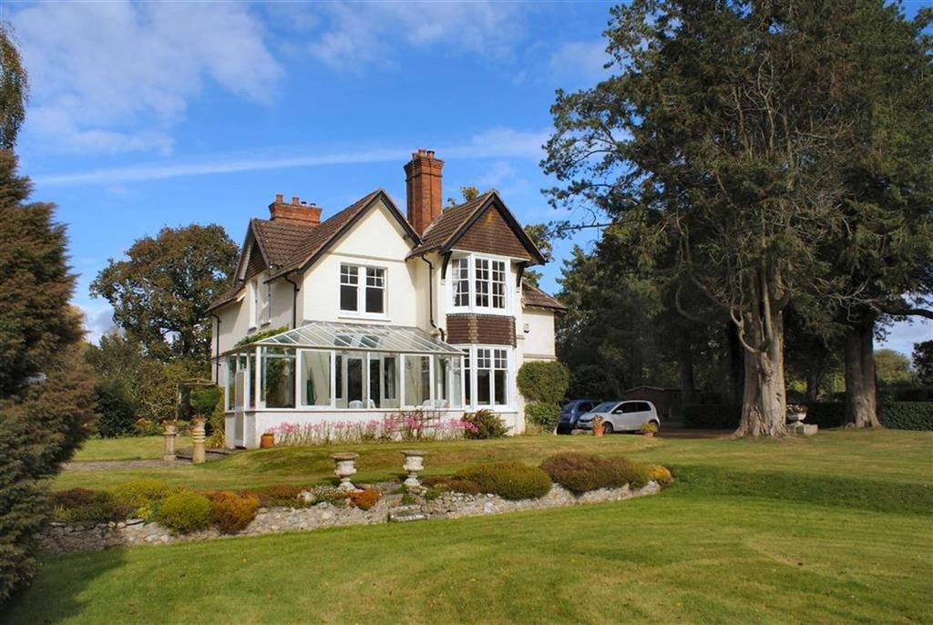 4 Bedrooms Detached House for sale in All Saints, Axminster, Devon, EX13