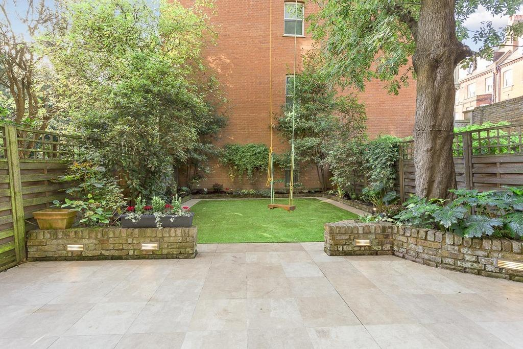 2 Bedrooms Apartment Flat for sale in Sinclair Road, London, W14