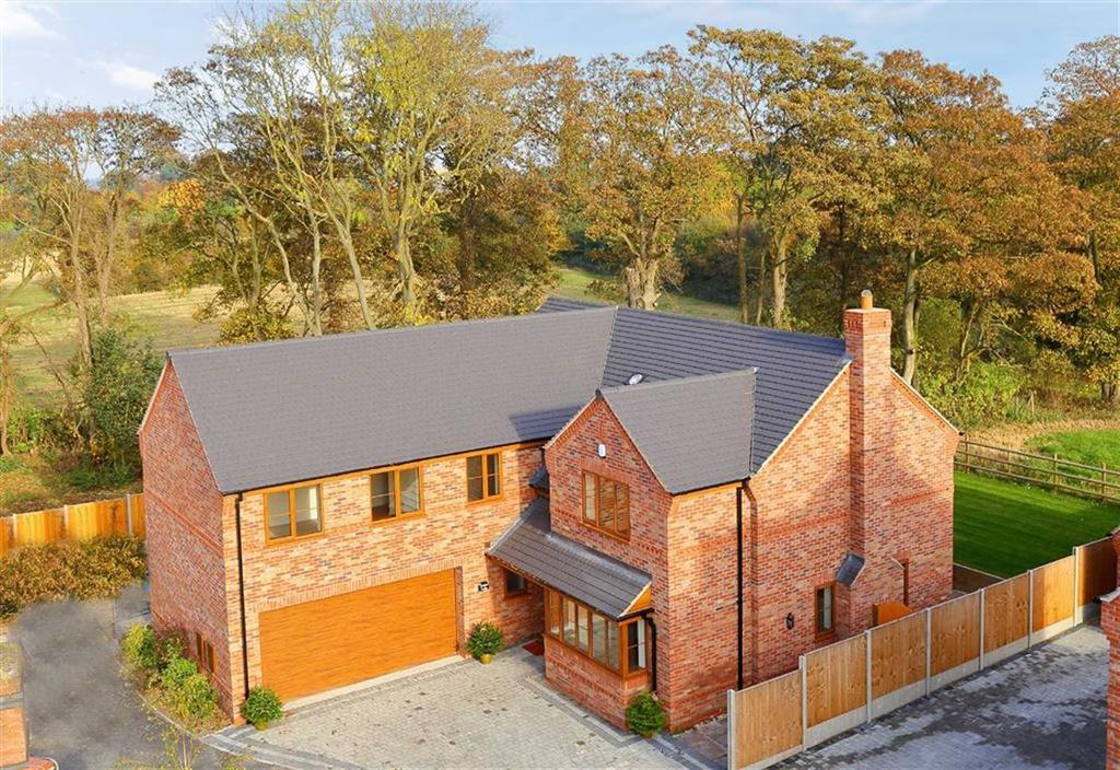 5 Bedrooms Detached House for sale in Juniper Lodge, (plot 5), The Woodlands, Shrewsbury, SY3