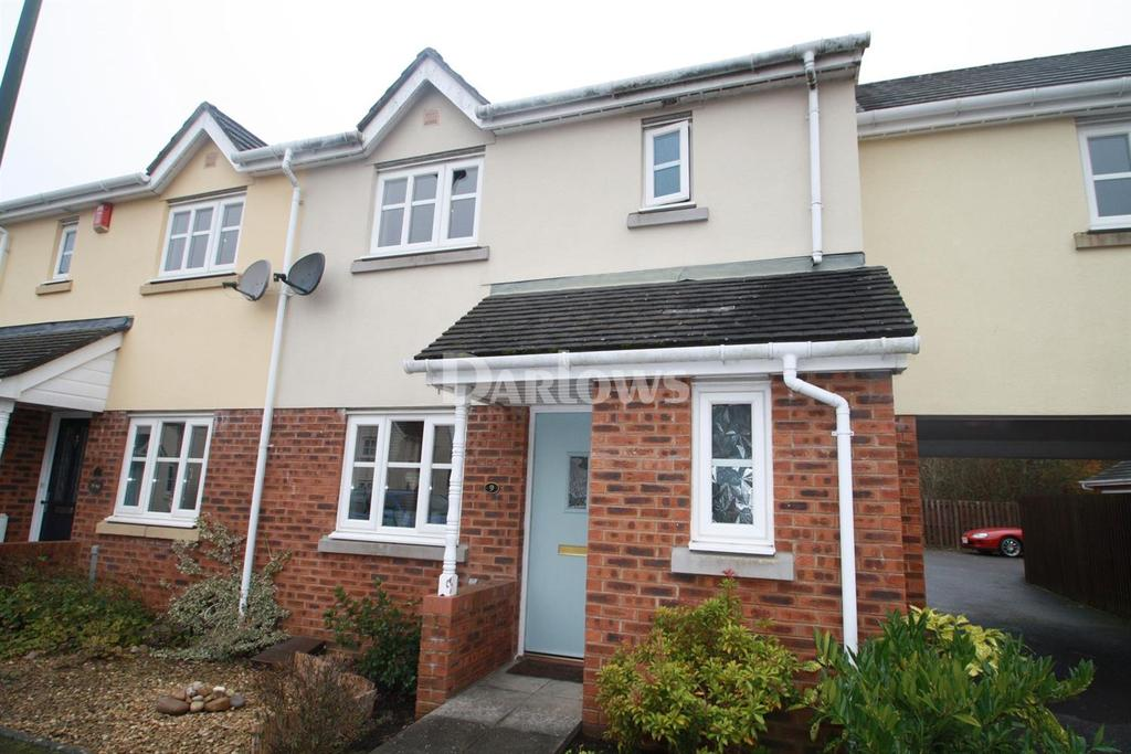 3 Bedrooms Semi Detached House for sale in Lakeside Close, Nantyglo, Gwent