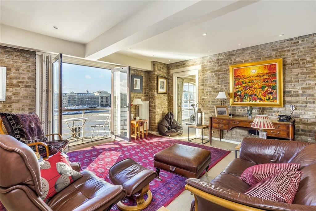2 Bedrooms Flat for sale in Presidents Quay House, 72 St. Katharines Way, London, E1W