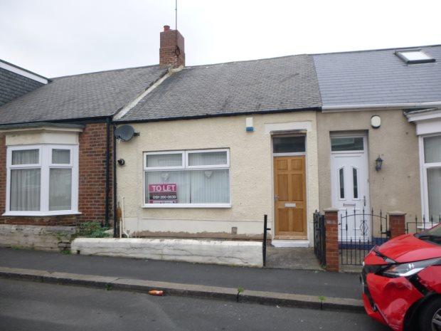 2 Bedrooms Terraced Bungalow for sale in MARKHAM STREET, GRANGETOWN, SUNDERLAND SOUTH