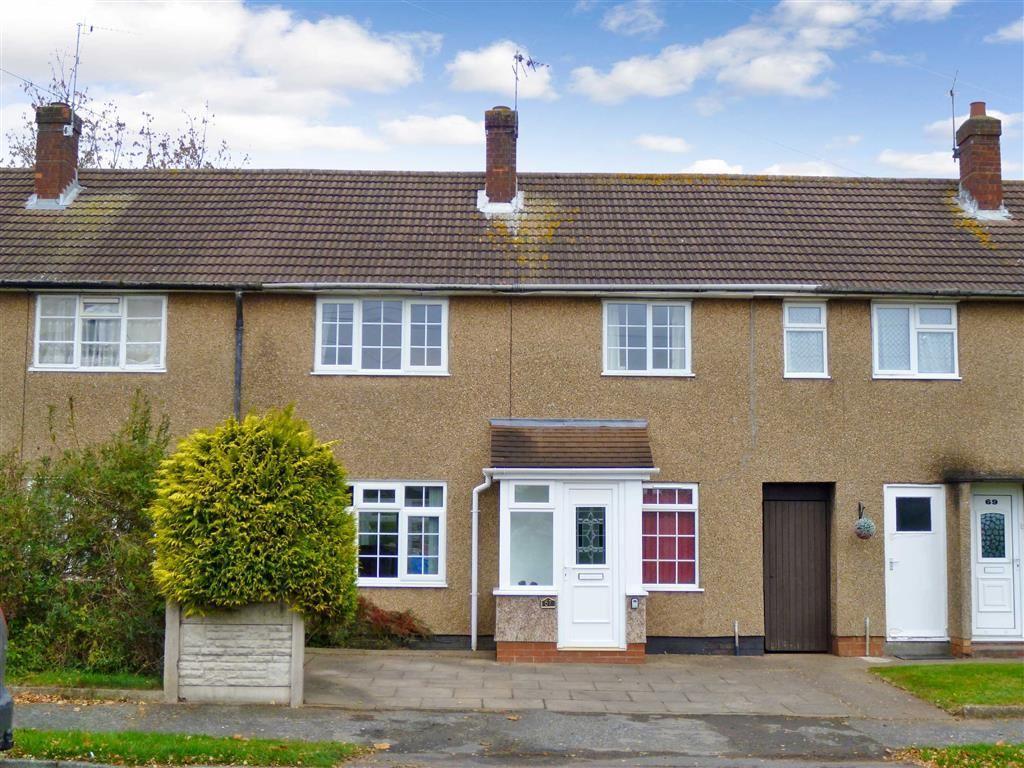 3 Bedrooms Terraced House for sale in Salisbury Drive, Kidderminster, Worcestershire