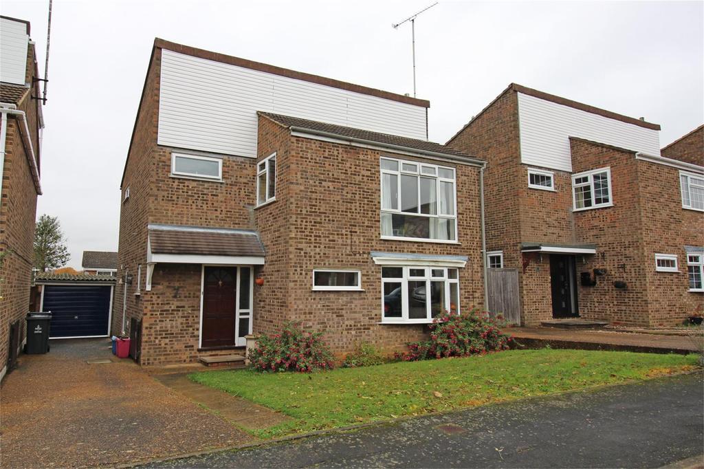 4 Bedrooms Detached House for sale in Walsham Close, Stevenage, Hertfordshire
