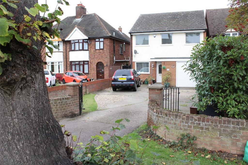 4 Bedrooms Detached House for sale in High Street, Stotfold, Hitchin, Hertfordshire