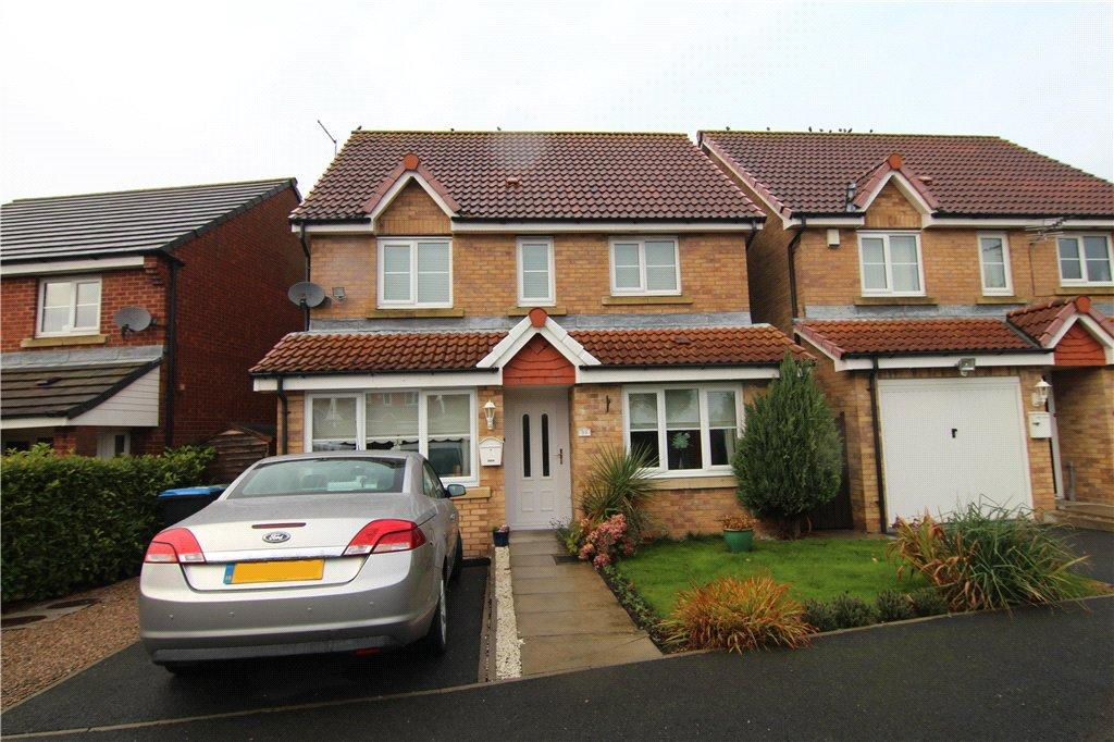3 Bedrooms Detached House for sale in Kestrel Way, Haswell, Durham, DH6