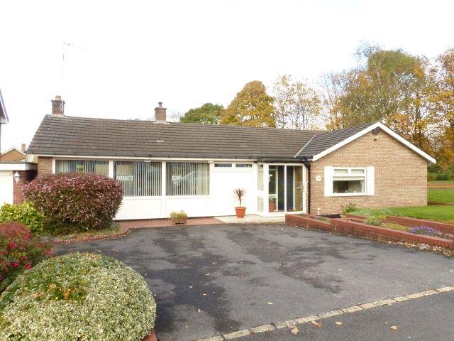 3 Bedrooms Detached Bungalow for sale in Springvale Avenue,Park Hall,Walsall