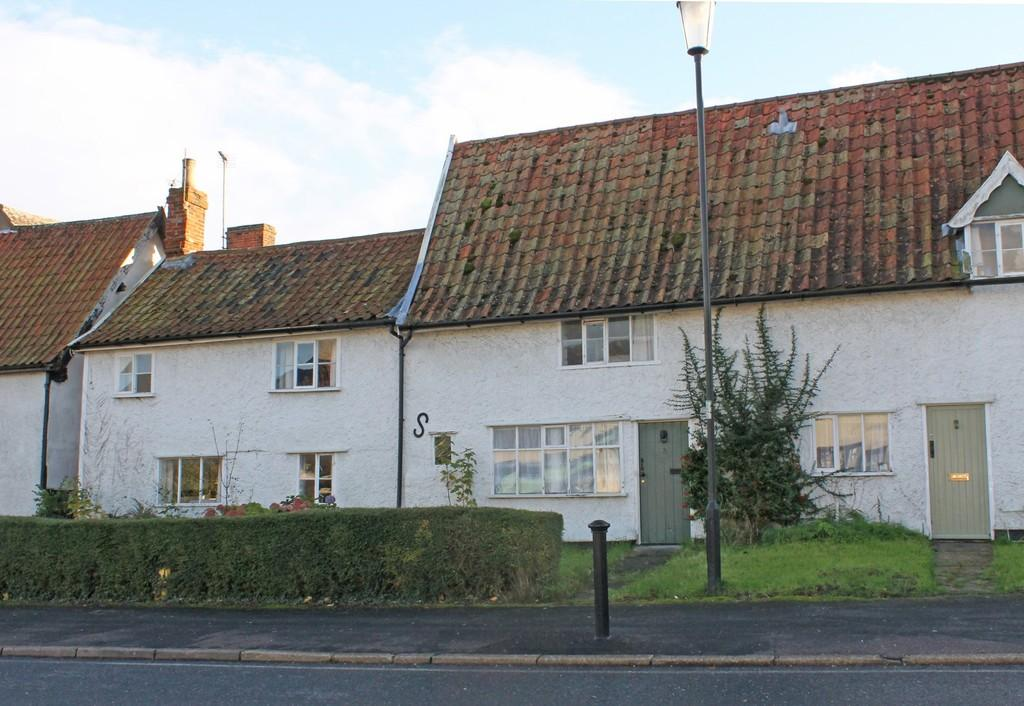 3 Bedrooms Cottage House for sale in Laxfield