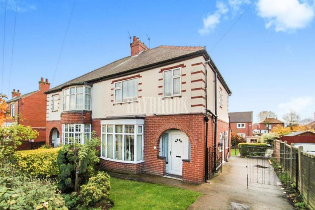3 Bedrooms Semi Detached House for sale in Dodworth Road, Barnsley