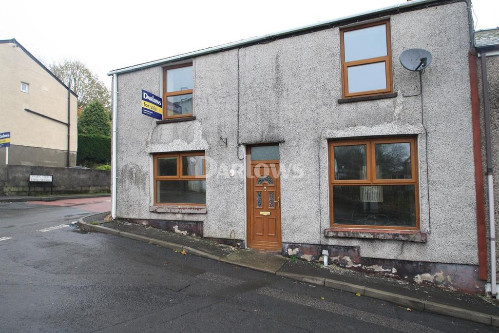 3 Bedrooms Semi Detached House for sale in High Street, Briary Hill, Ebbw Vale, Gwent