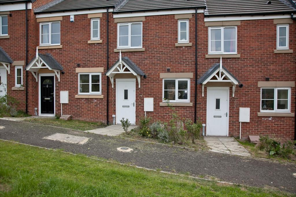 2 Bedrooms Terraced House for sale in Bowes View, Birtley
