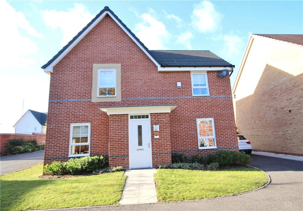 4 Bedrooms Detached House for sale in Popert Drive, Worcester, Worcestershire, WR5