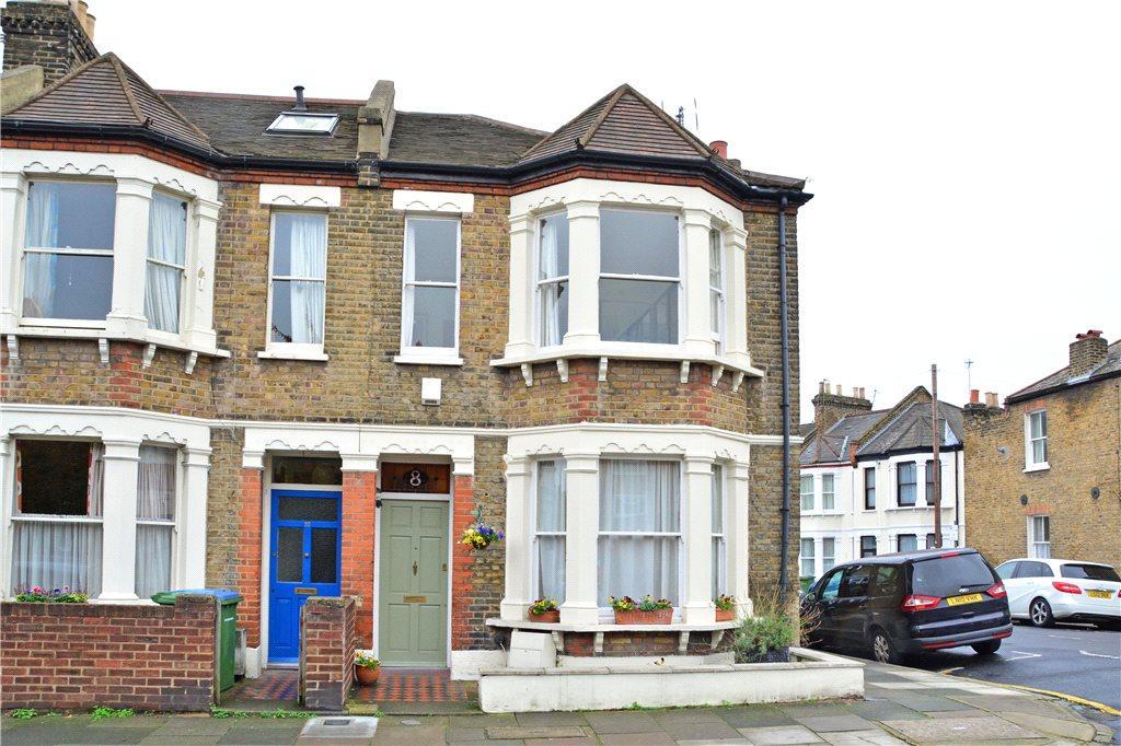 3 Bedrooms End Of Terrace House for sale in Tuskar Street, Greenwich, London, SE10