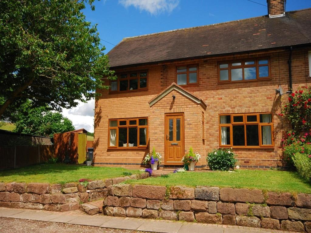 4 Bedrooms Semi Detached House for sale in Newton Hollows Cottages, Newton Hollows, WA6 6JB