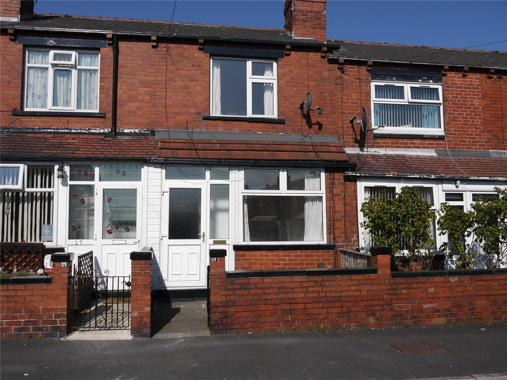 2 Bedrooms Terraced House for sale in Dalton Avenue, Beeston, Leeds, West Yorkshire, LS11