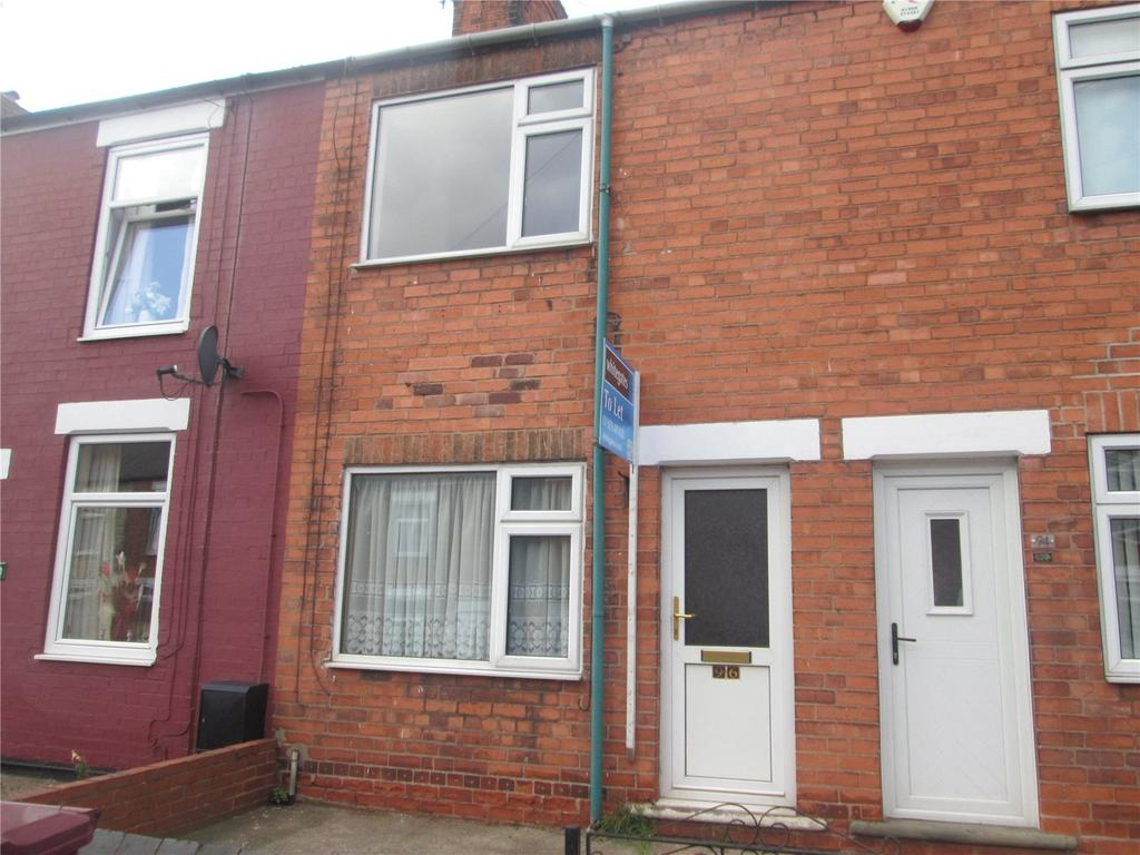 4 Bedrooms Terraced House for sale in Welbeck Street, Creswell, Derbyshire, S80