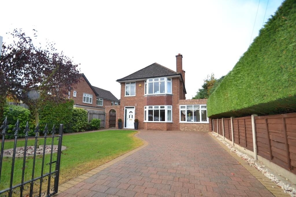 4 Bedrooms Detached House for sale in Crabbe Street, Ipswich, Suffolk