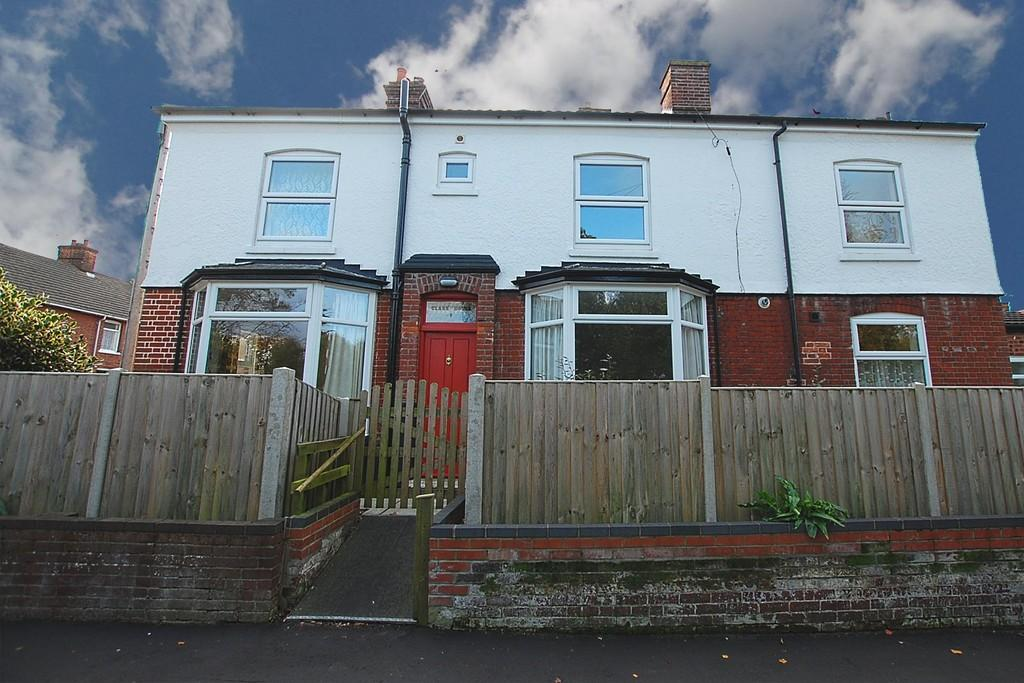 3 Bedrooms End Of Terrace House for sale in Clare Road, Cromer