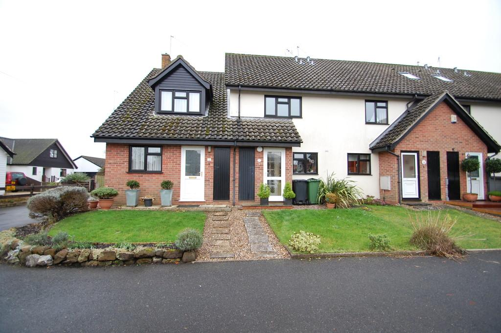 2 Bedrooms Terraced House for sale in 14 Trail Quay Cottages, Hoveton