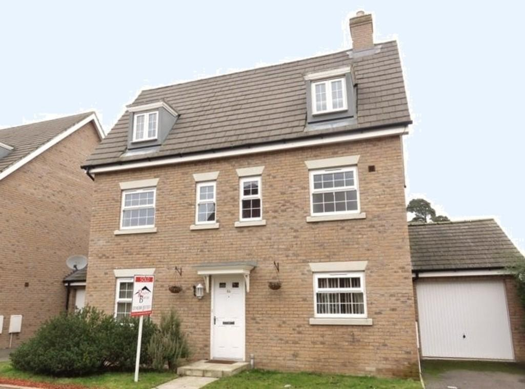 6 Bedrooms Detached House for sale in Acorn Way, Red Lodge