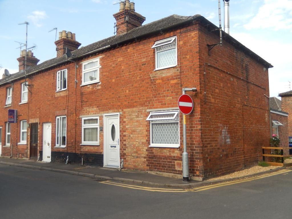 2 Bedrooms End Of Terrace House for sale in Albert Street, Holbeach, Lincolnshire, PE12 7DR