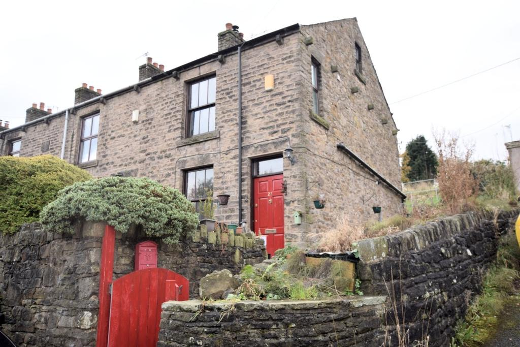 3 Bedrooms End Of Terrace House for sale in New Road, Whaley Bridge