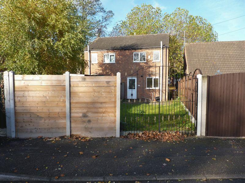 2 Bedrooms Semi Detached House for sale in Centre Court, Derby