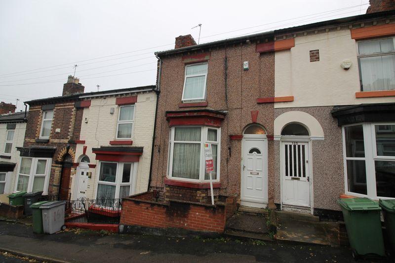 3 Bedrooms Terraced House for sale in Rodney Street, Birkenhead