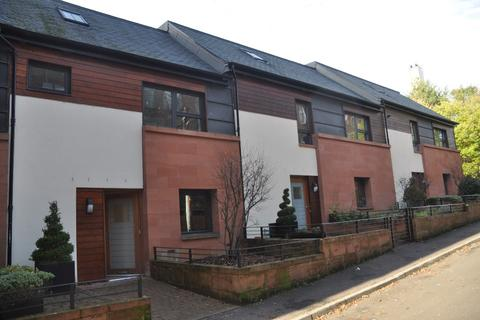 3 bedroom townhouse to rent - Hayburn Lane, Hyndland, Glasgow, G12 9FD