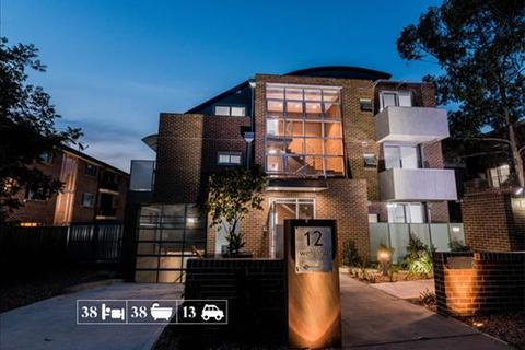 30 bedroom block of apartments  - 12 Weigand Avenue, BANKSTOWN, NSW 2200