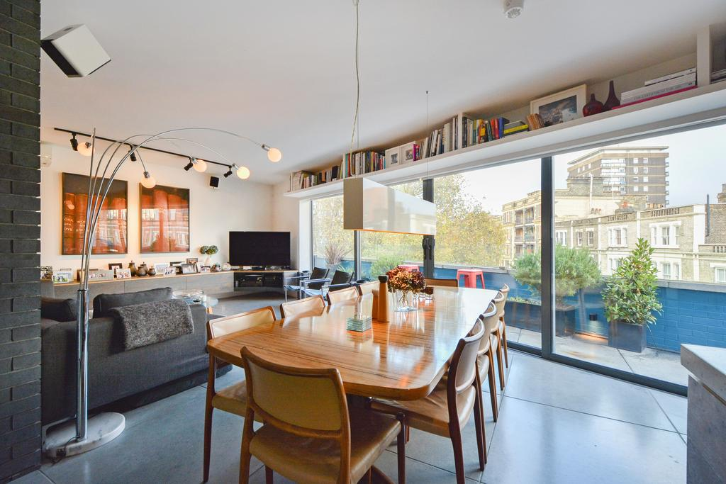 2 Bedrooms Flat for sale in Hackney Road, Shoreditch, London