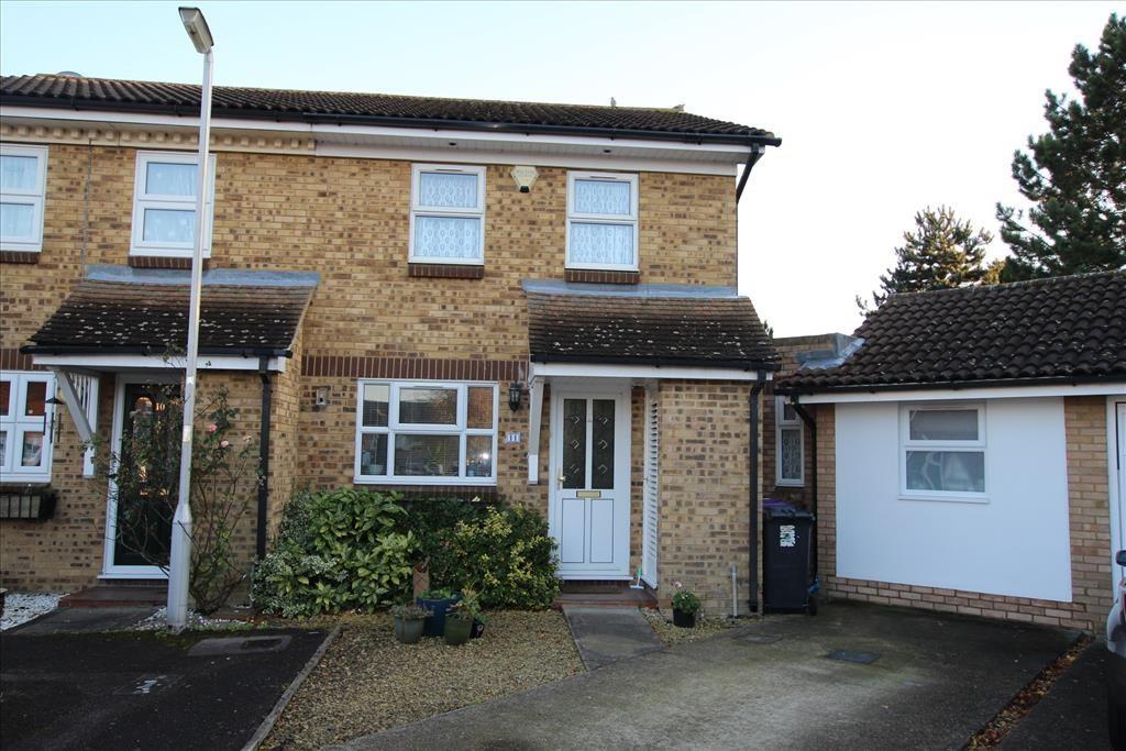 3 Bedrooms Semi Detached House for sale in Hurst Close, BALDOCK, SG7