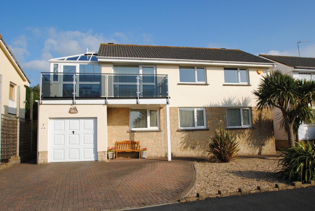 3 Bedrooms Detached House for sale in Lane End Close, Instow