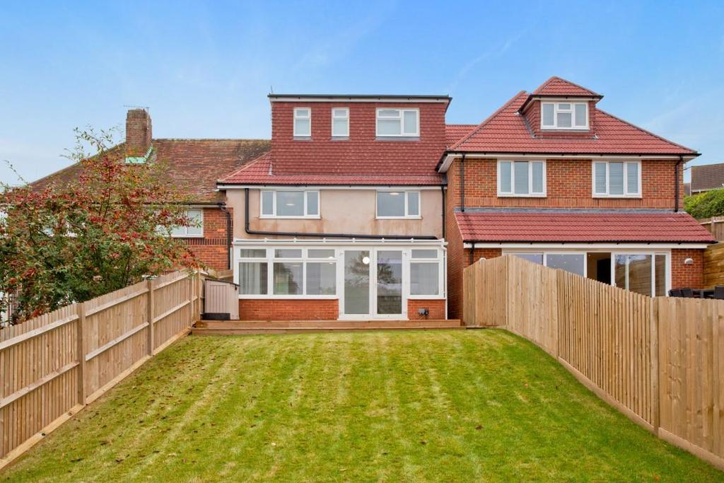 4 Bedrooms House for sale in Cuckmere Way, Brighton