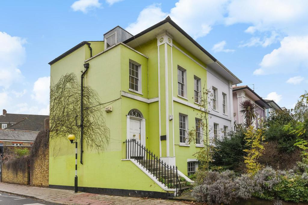 4 Bedrooms Terraced House for sale in Heathfield Terrace, Chiswick, W4