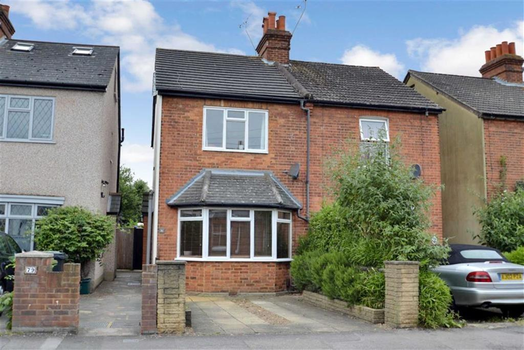 3 Bedrooms Semi Detached House for sale in Lower Court Road, Epsom, Surrey
